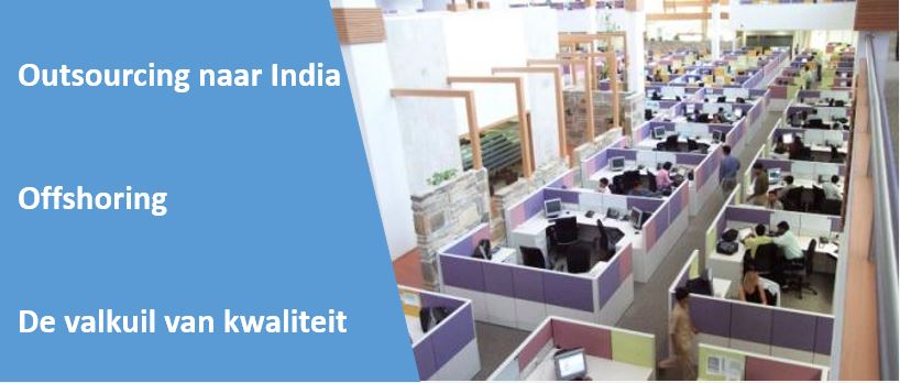 outsourcing naar india