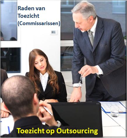 Rapport over toepassing reglement outsourcing