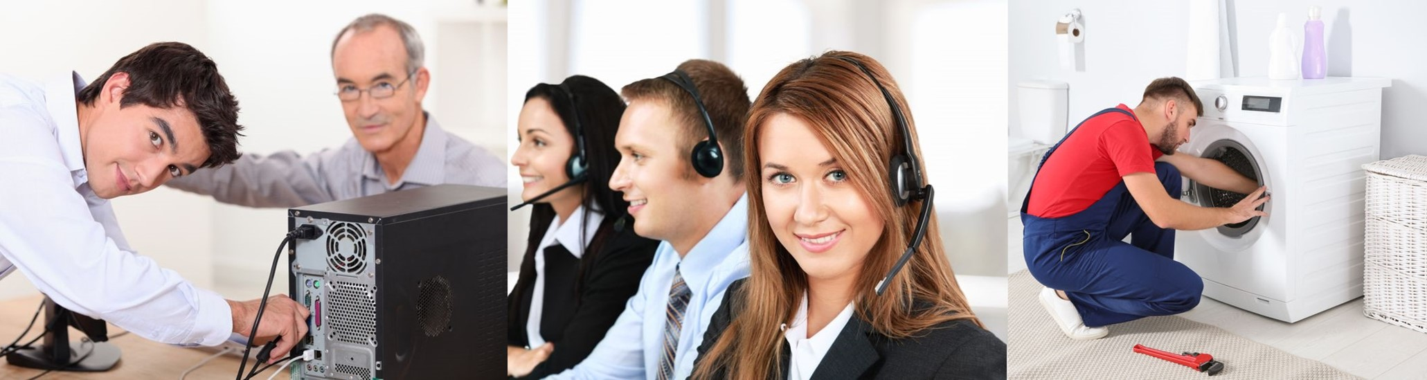 Outsourcing callcenter en service afdeling