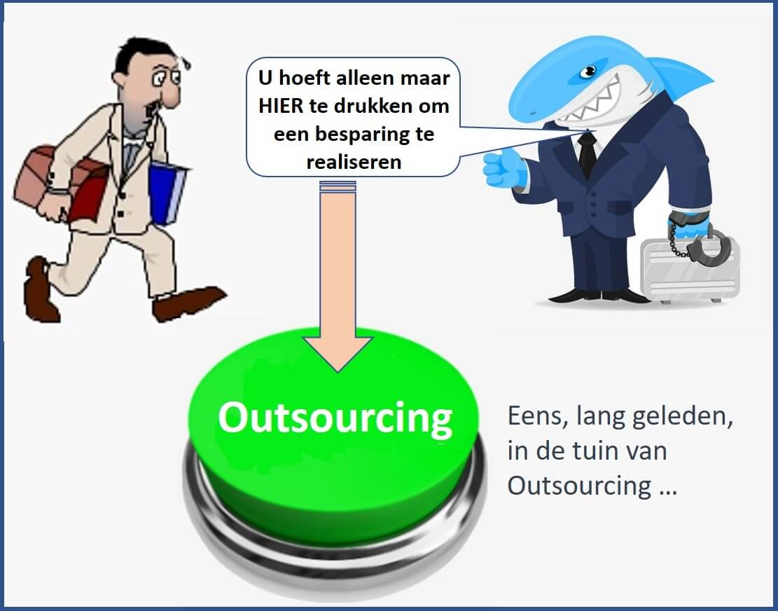 kostenbesparing door outsourcing
