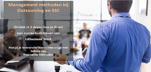 opleiding management methoden bij outsourcing