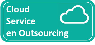 cloud service en outsourcing